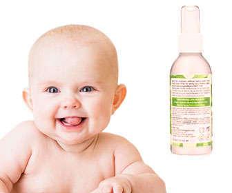 citronela para bebés